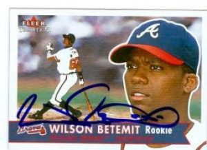 Wilson Betemit Card