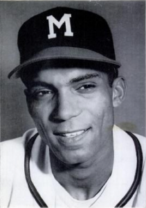 Bill Bruton | Baseball Digest (Public Domain) via Wikipedia Commons