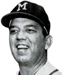 Bobby Bragan | Baseball Digest (Public Domain) via Wikipedia Commons