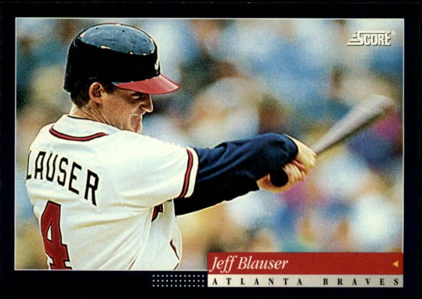 Jeff Blauser 1994 Score