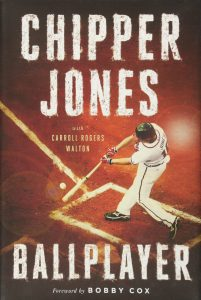 """Ballplayer"" by Chipper Jones"
