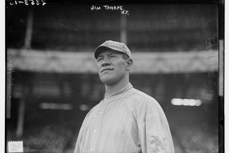 TOT – The Time Jim Thorpe Was a Brave