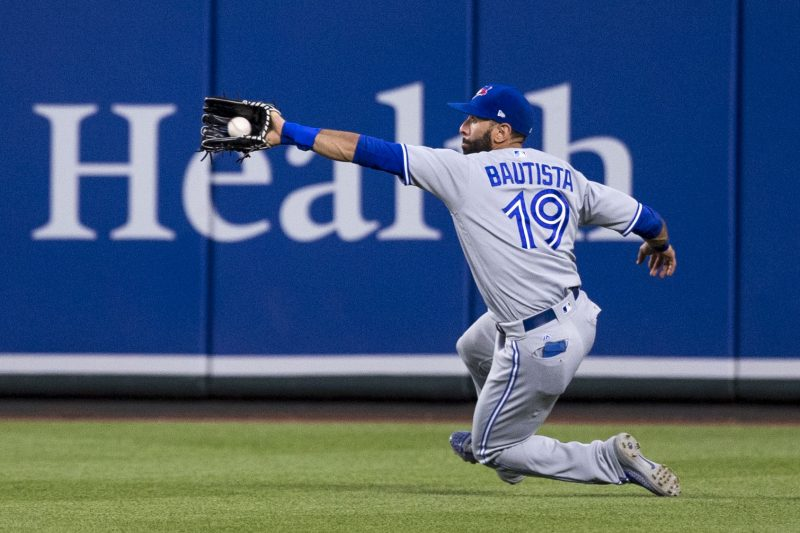 Bautista Gone, Sets Precedent for Other Free Agents