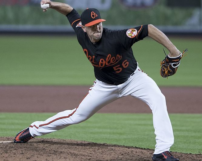 2018 Exit Interview – Darren O'Day