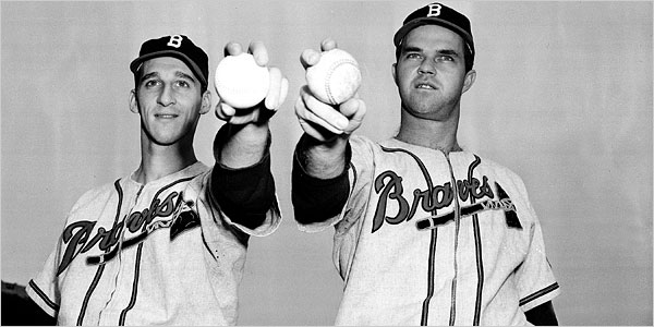 The Top 50 Braves of All-Time (1/10)