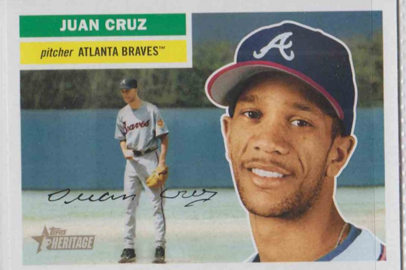 TOT – Braves Bet On Juan Cruz Before Selling High