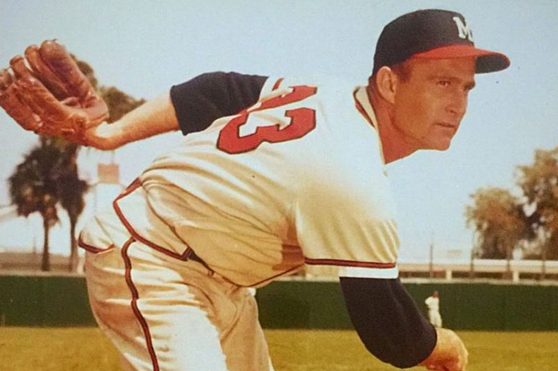 Lew Burdette's Near-Perfect Game